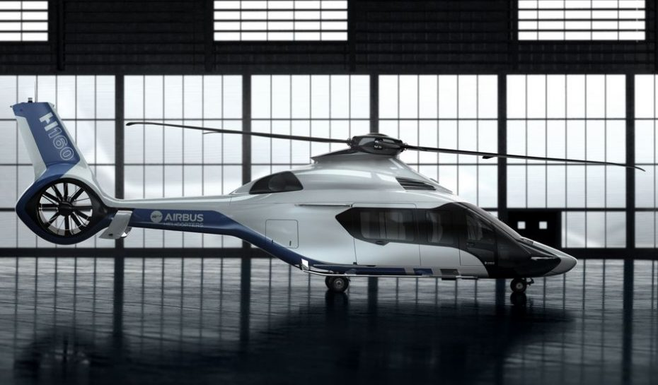 No es PureTech ni HDi pero Peugeot ha puesto su granito de arena en el Airbus H160