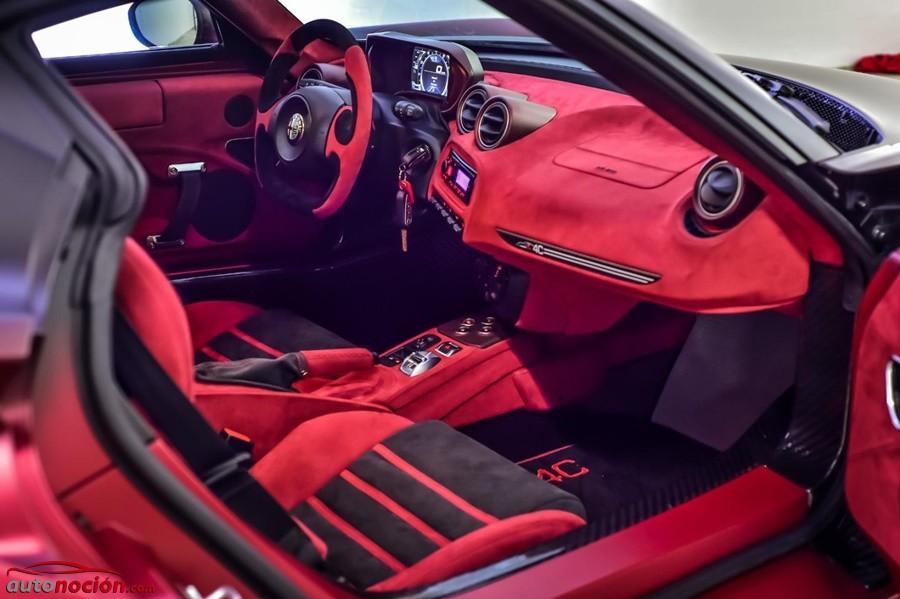 Alfa Romeo 4C 'La Furiosa' (5)