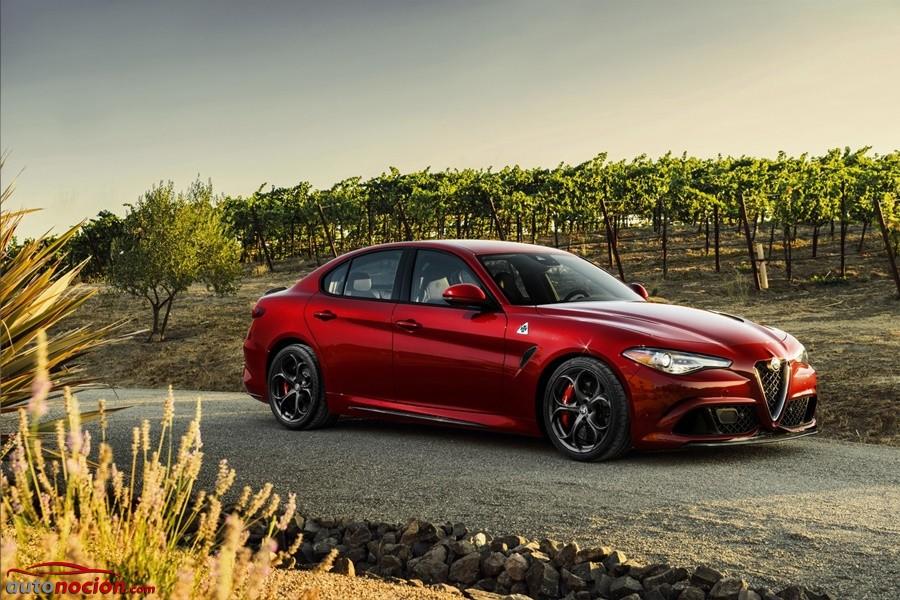 Alfa Romeo confirma otra de las motorizaciones del Giulia y nos deleita con una extensa galería de imágenes