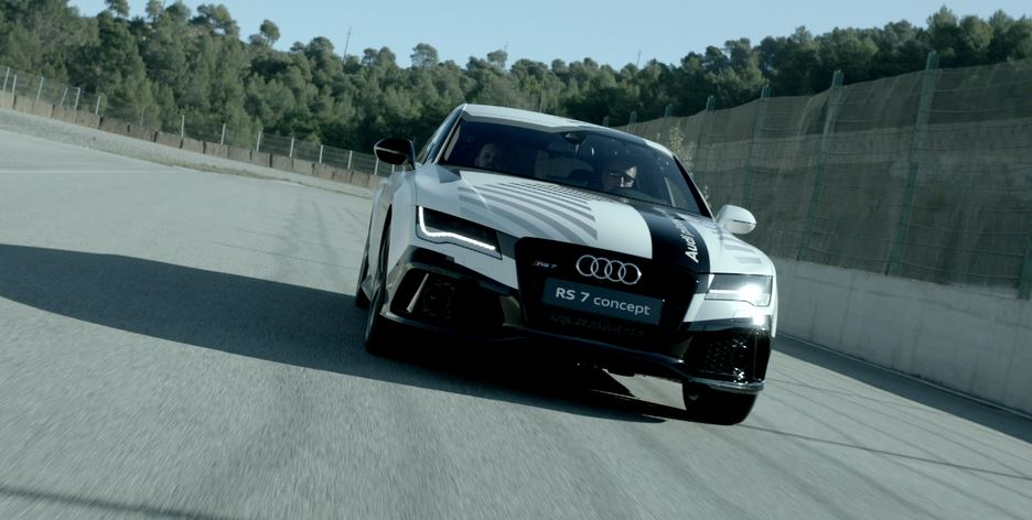 Audi Piloted Driving 2
