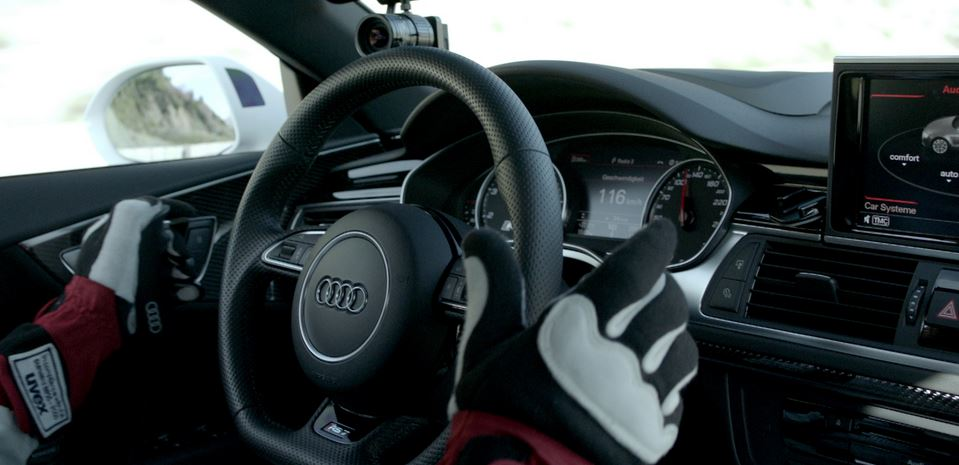 Audi Piloted Driving 3