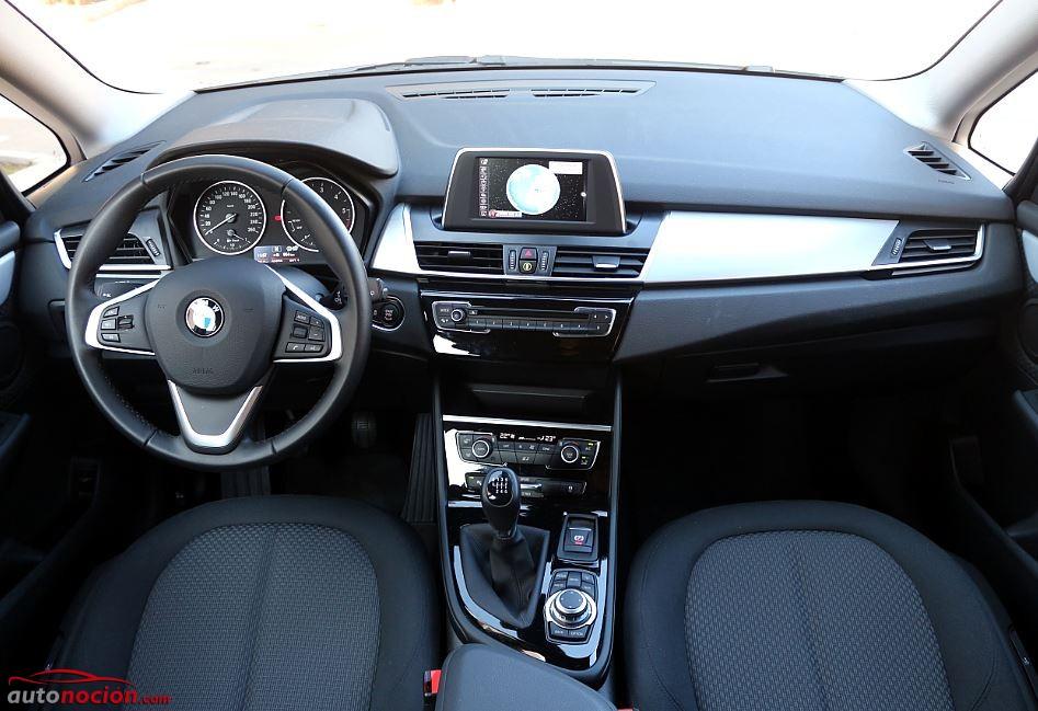 BMW 216d Grand Tourer 20