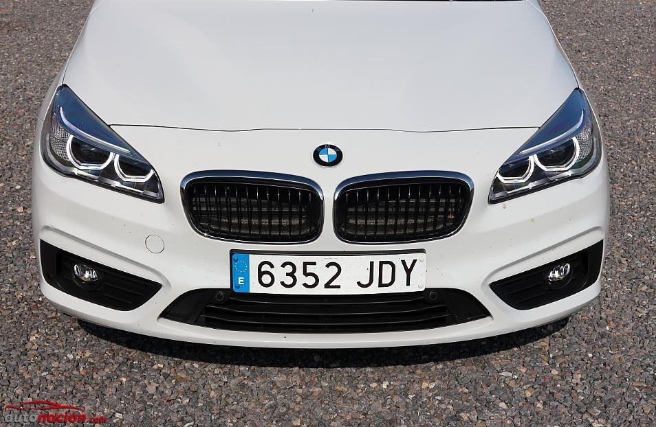 BMW 216d Grand Tourer 45