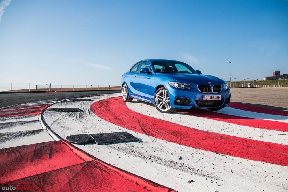Prueba BMW 218i Coupé M Sport: Cuando la esencia BMW alcanza su equilibrio