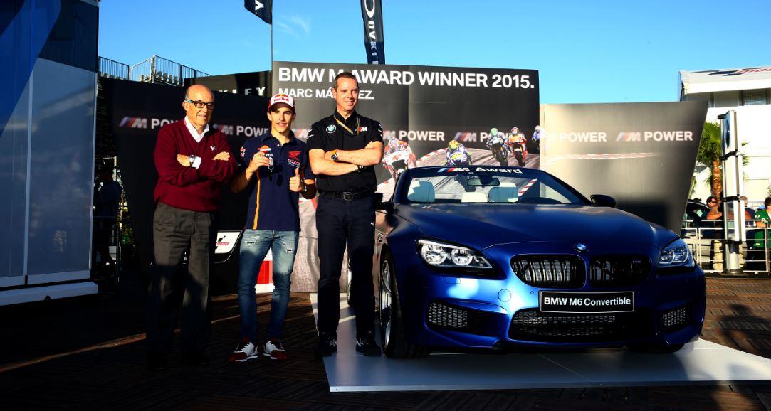 BMW Award 2015 BMW M cabrio 1