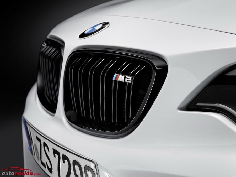 BMW M2 Coupé M Performance (2)