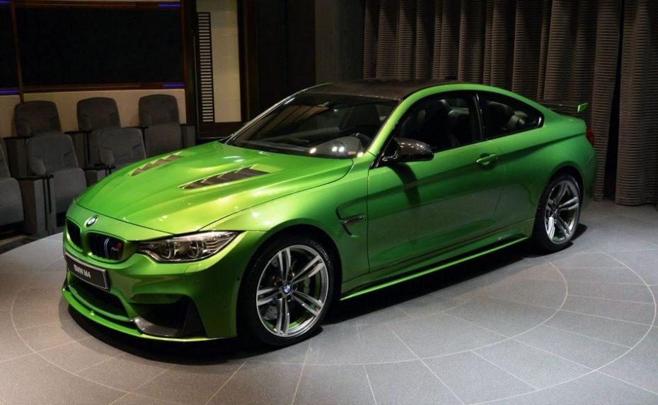 ¿Estamos ante el mejor BMW M4 Coupé del mundo?