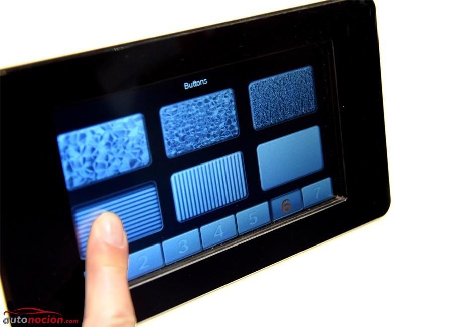 Tacto de botón, funciones de pantalla táctil: Así es la última tecnología de Bosch para el automóvil