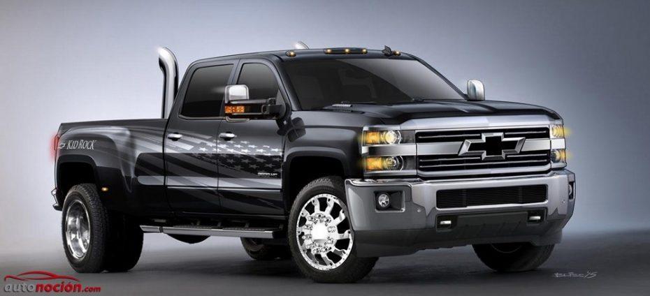 Estos son los tres pick up más salvajes de Chevrolet para conquistar al público en el SEMA Show