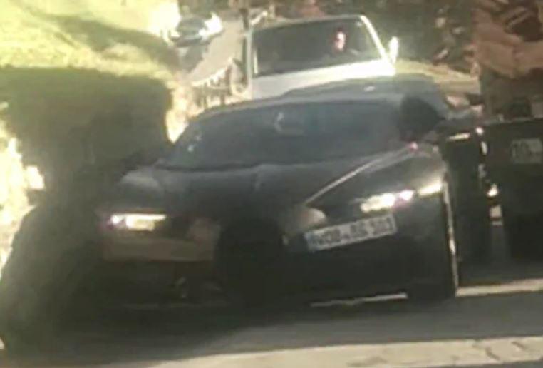 El Bugatti Chiron da la cara en un vídeo muy revelador…