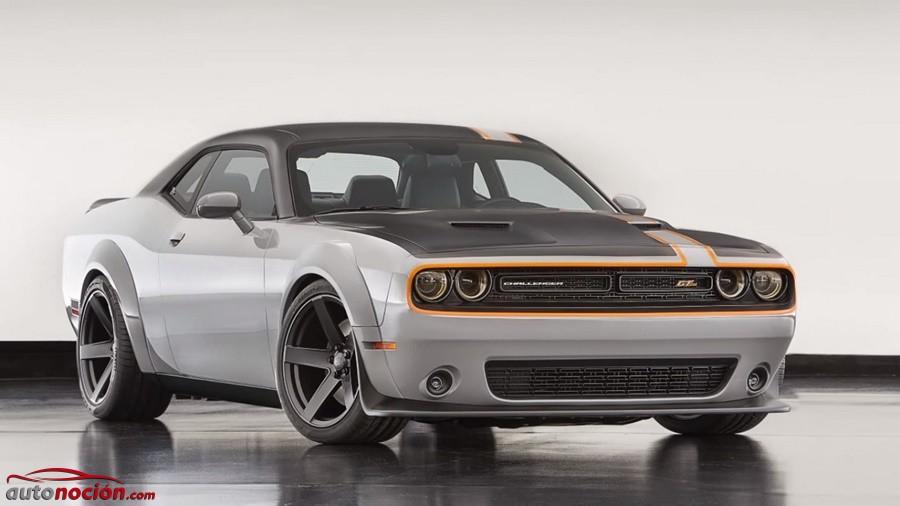 Dodge Challenger GT AWD: El muscle car definitivo para hacer frente a las inclemencias meteorológicas