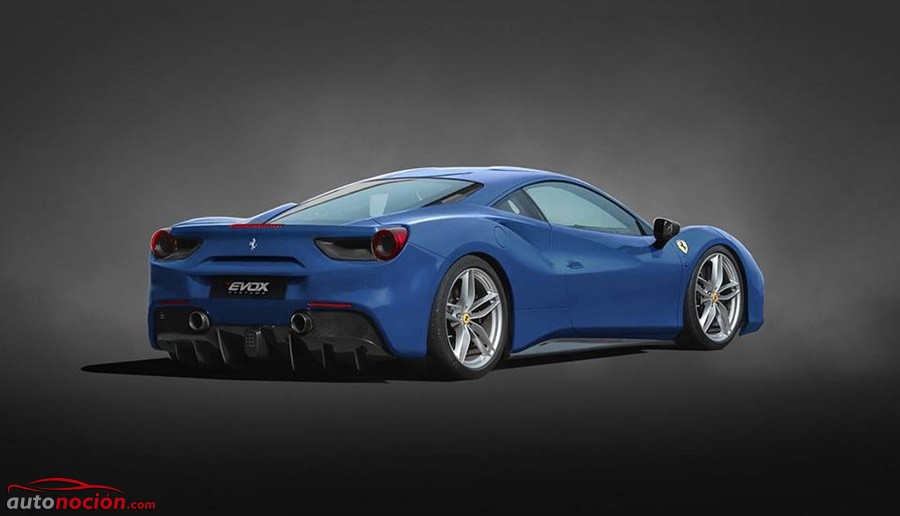 Ferrari 488 GTB Alpha-N Performance 3