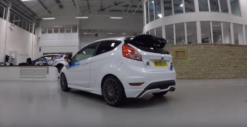 Fiesta M Sport 2