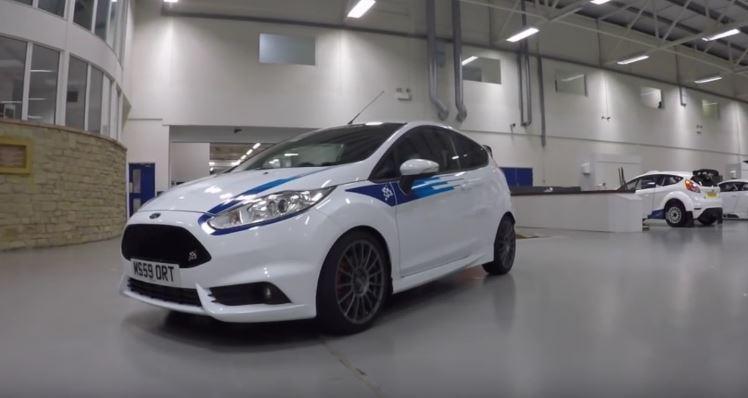 Ford Fiesta M-Sport Edition: Motor ST potenciado por Mountune y un diferencial de deslizamiento limitado