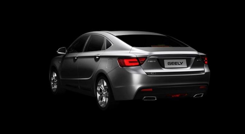 Y el premio al coche del año en China es para…, el Geely GC9, ¡el primer coche chino en recibirlo!