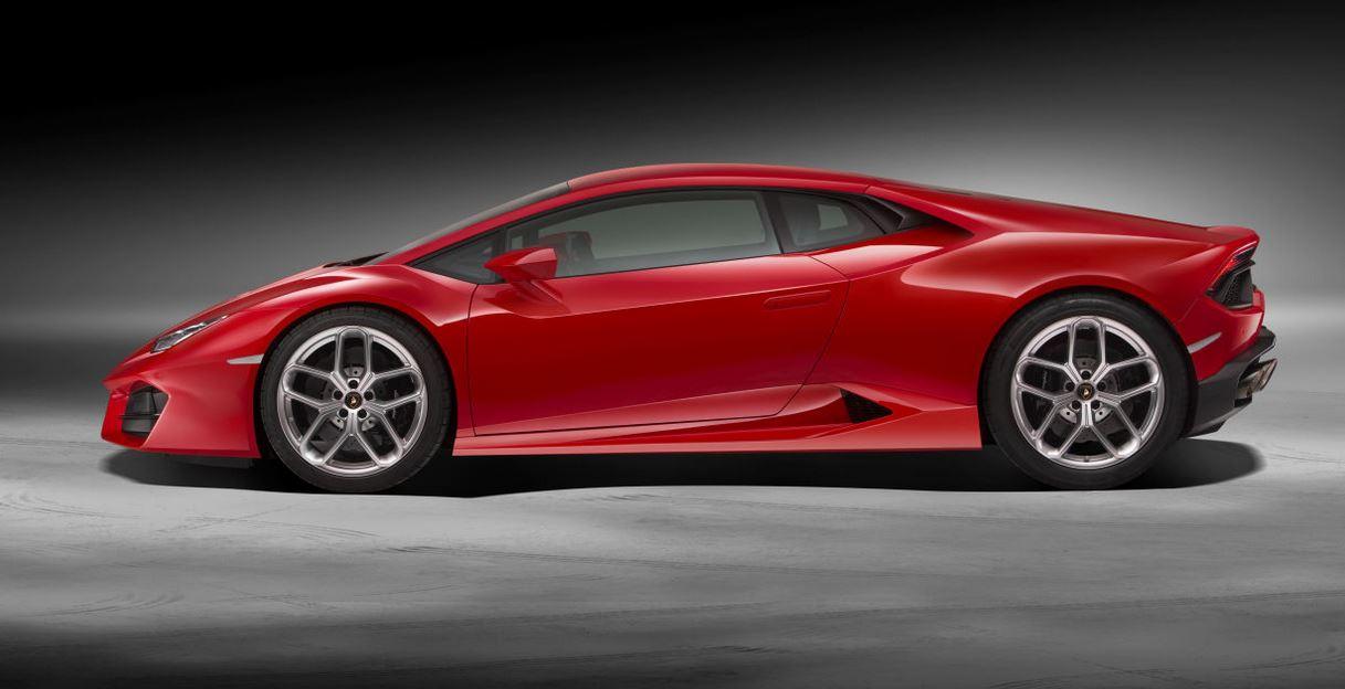 Lamborghini Huracán tracción trasera 3