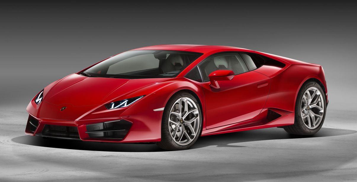 Lamborghini Huracán tracción trasera 4