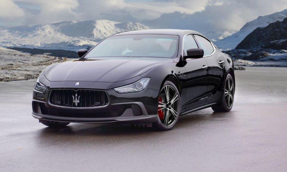 Maserati Ghibli retocado por Mansory: Uno de sus trabajos más discretos y de los únicos diésel…