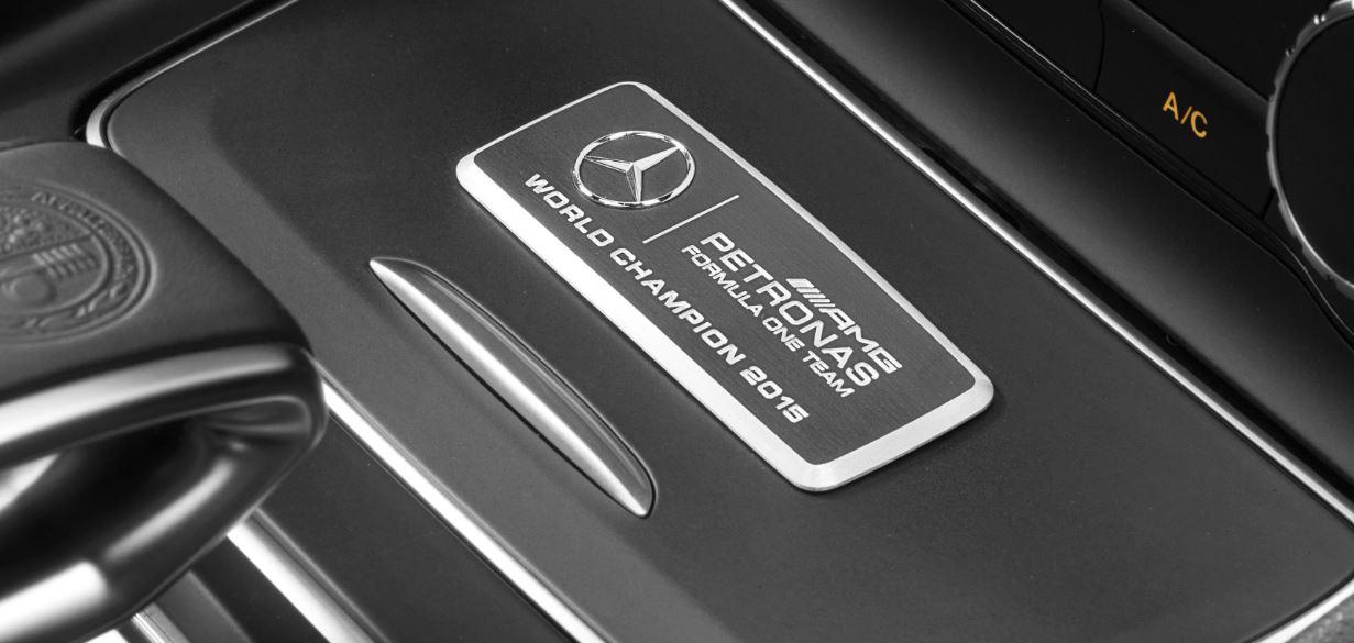 Mercedes A45 AMG World Champion Edition 4