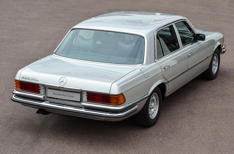 Mercedes benz 450 sel 6 9 1 for Mercedes benz 450 sel 6 9