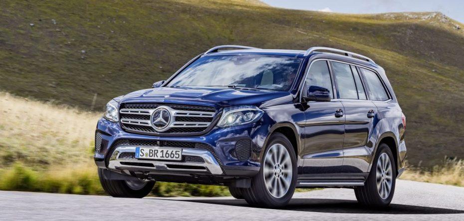 Mercedes-Benz GLS, el lavado de cara del GL: Cuando la Clase S se convierte en un SUV de 7 plazas