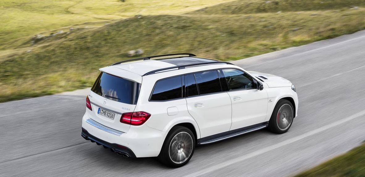 Mercedes Benz GLS 17