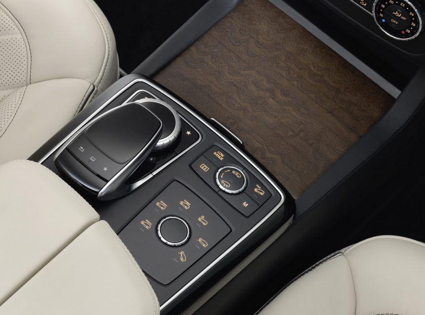 Mercedes Benz GLS 23