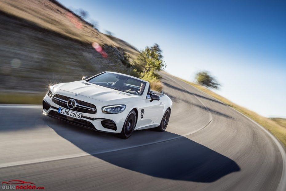 Saluda al Mercedes-Benz SL 2016: Todos los detalles en imágenes del roadster de la Estrella