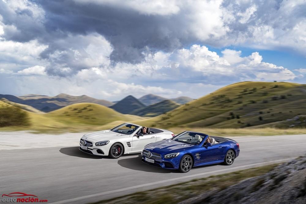 Todos los detalles del Mercedes-Benz SL 2016: Elegancia, potencia y tecnología a cielo abierto