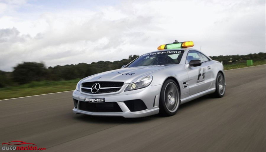 Mercedes-Benz Safety Cars (12)