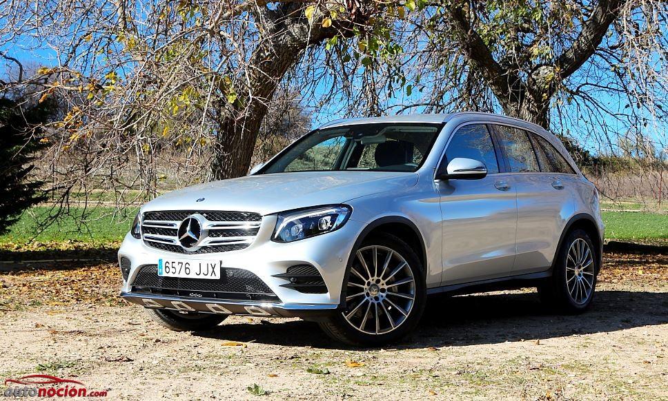 Mercedes GLC 10
