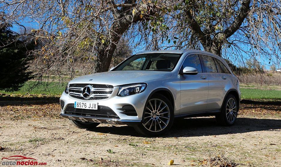 Mercedes GLC 11