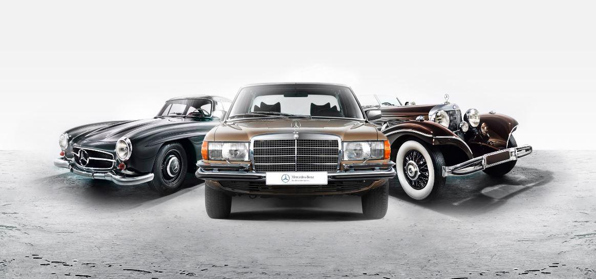 Mercedes clásicos