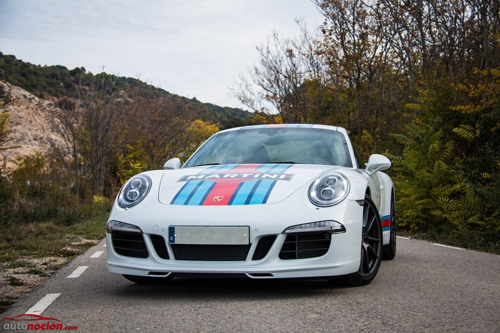 Porsche 911 Martini Racing Edition (11)