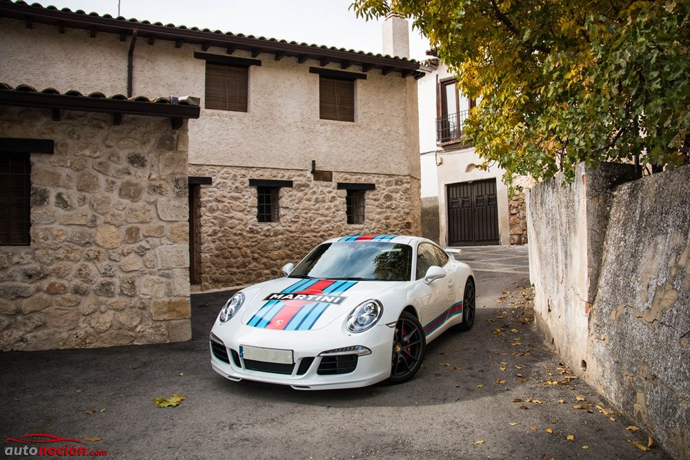 Porsche 911 Martini Racing Edition (30)