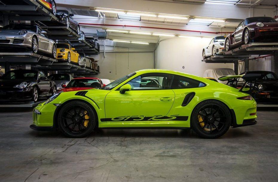 Ojito a este one-off de Porsche Exclusive: Estética salvaje para el GT3 RS