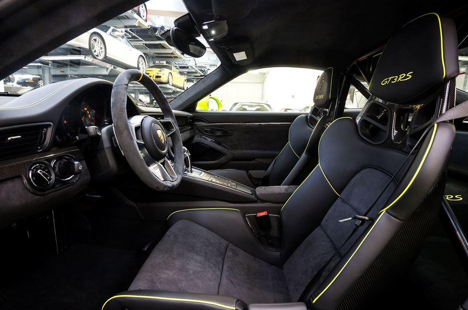 Porsche GT3 RS 3