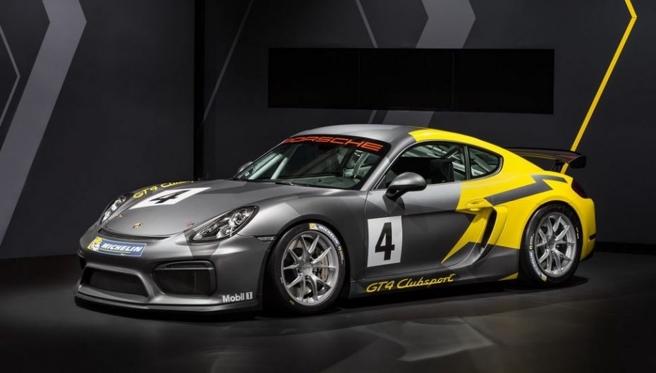 Porsche Cayman GT4 Clubsport: Un purista nacido para la pista