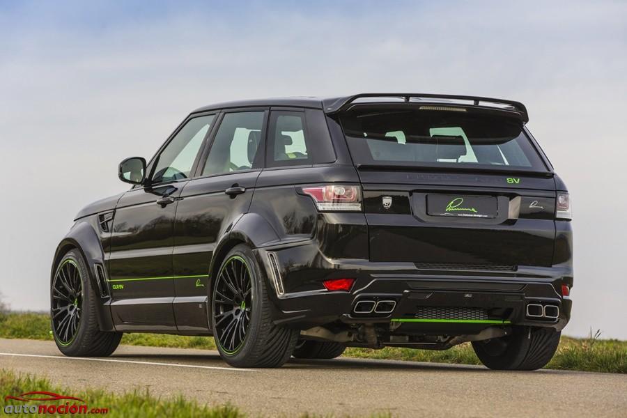 Range Rover Sport SVR por LUMMA Design (2)