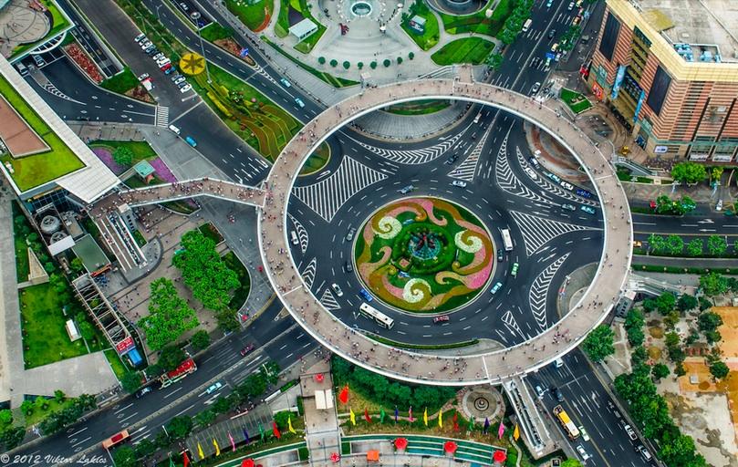Las 5 rotondas más alocadas del planeta: El quebradero de cabeza diario de miles de conductores