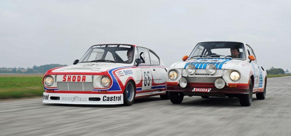 """El """"Porsche del Este"""" cumple 40 años: ¿Conoces al Škoda 130 RS?"""