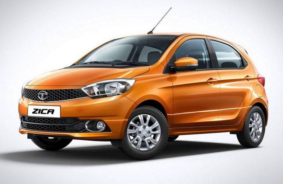 Tata Zica: Sustituye al Indica y peleará con el Suzuki Celerio y el Hyundai i10, aunque no en todos los mercados