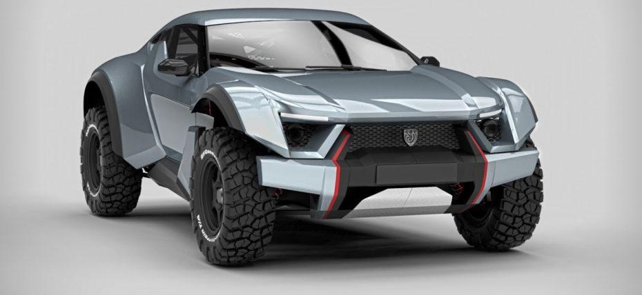 Zarooq Motors Sand Racer: Alma de deportivo y capacidades off-road para la arena del desierto