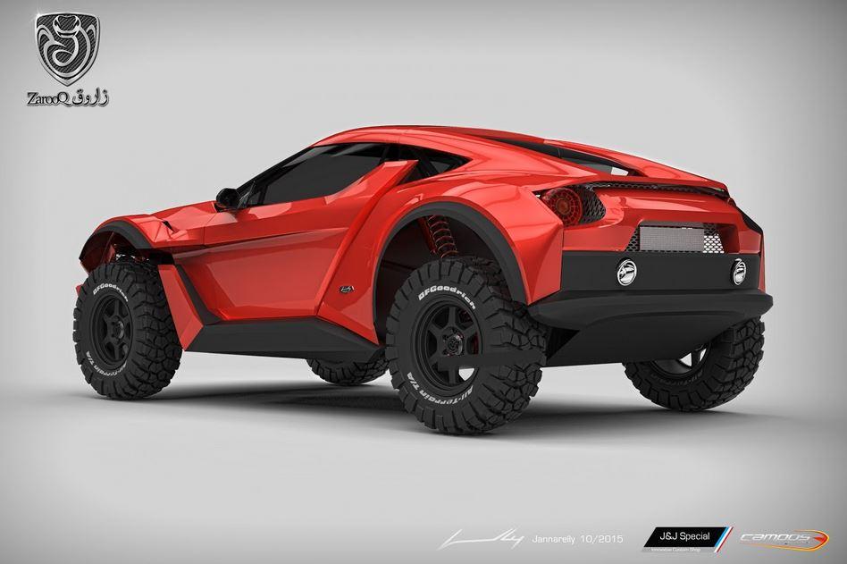 Zarooq Motors Sand Racer 3