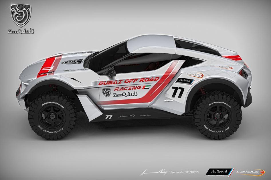 Zarooq Motors Sand Racer 7