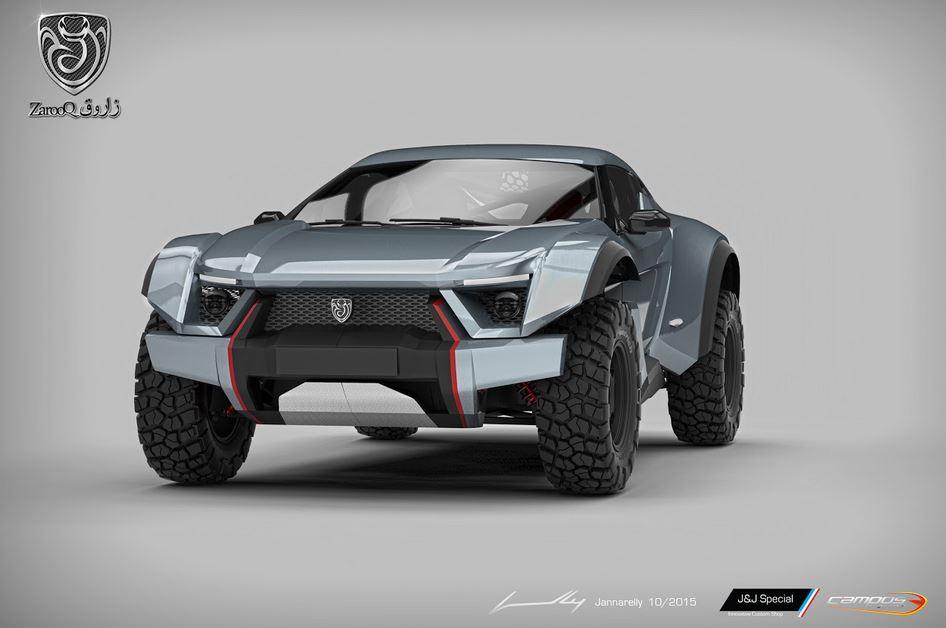 Zarooq Motors Sand Racer 9