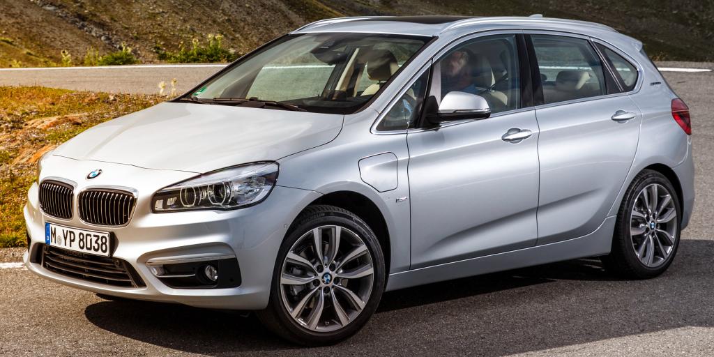 El BMW 225xe Active Tourer tiene precio para España: El híbrido ya está aquí