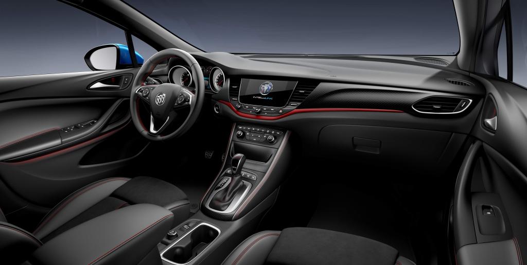 El Buick Verano GS ya es oficial: Así luce el Opel Astra ...