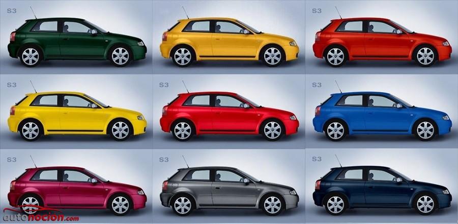 ¿Cuál es el color más popular elegido por los compradores en 2015?: Aquí tenemos el ranking de elecciones