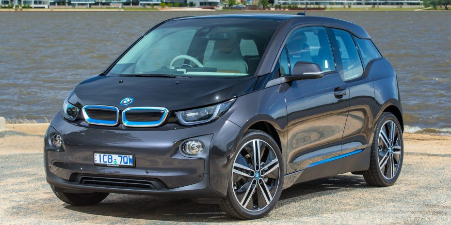 Mayor autonomía para el BMW i3: Podrá recorrer 201 km con una carga